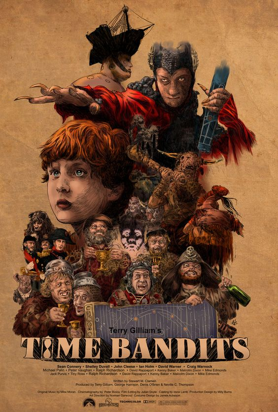 Time Bandits by Vance Kelly