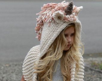 Crochet Unicorn Hooded Scarf Pattern : explore ulyne unicorn unicorn hooded and more