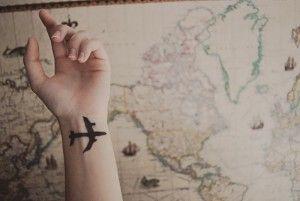 Wanderlust , Decorar con mapas