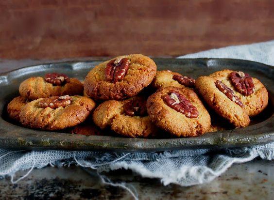 lemon cookies/flour/sugar free | DESSERTS | Pinterest | Lemon Cookies ...