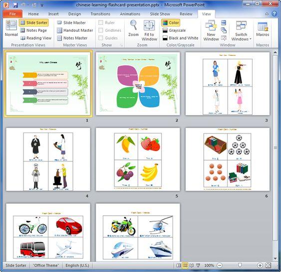 microsoft powerpoint examples