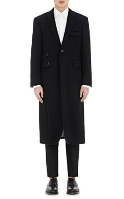 THOM BROWNE Cashmere Topcoat. #thombrowne #cloth #topcoat