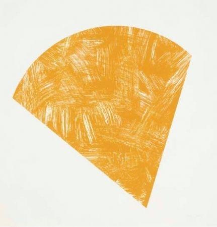 ELLSWORTH KELLY - UNTITLED (ORANGE, STATE I) - KUNZT.GALLERY http://www.widewalls.ch/artwork/ellsworth-kelly/untitled-orange-state-i/ #Print