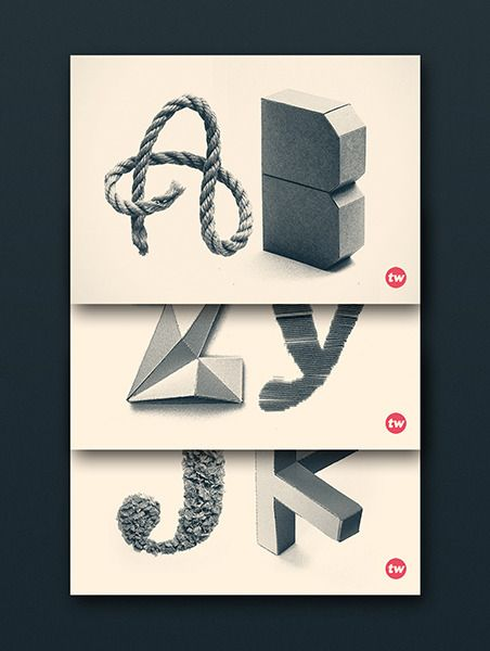 Typographic Workshop - Michael Sungaila