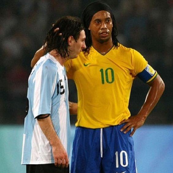 Ronaldinho parle de son plus grand regret dans sa carrière