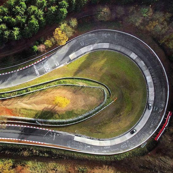 Karussel Nürburgring Nordschleife
