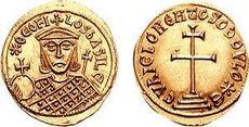 Théophile de BYZANCE AMORIENS °ca.795 +842 Ep.de Théodora MAMIKONIAN MACEDONIENS
