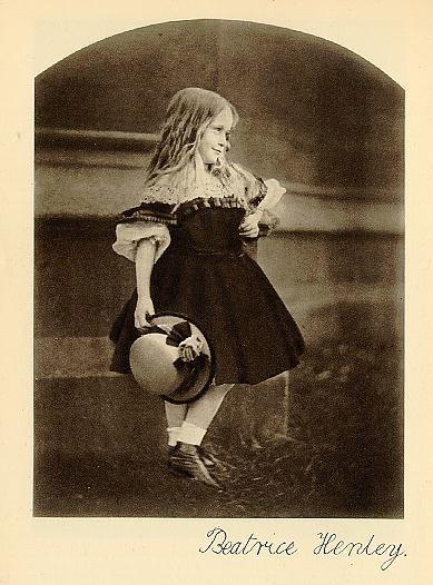 by Lewis Carroll (Charles Lutwidge Dodgson)