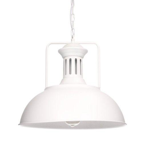LAMPA sufitowa WISZĄCA Edison RETRO Loft E27 DUŻA | Lampa