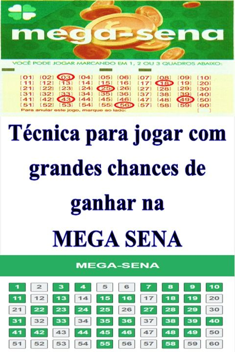 Assim Da Pra Ganha Na Mega Sena Tecnica Inteligente Mega Sena Loteria Numeros Da Mega Sena