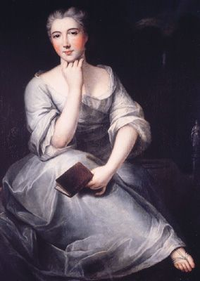 Genevieve de Gontaut Biron, 1696-1756