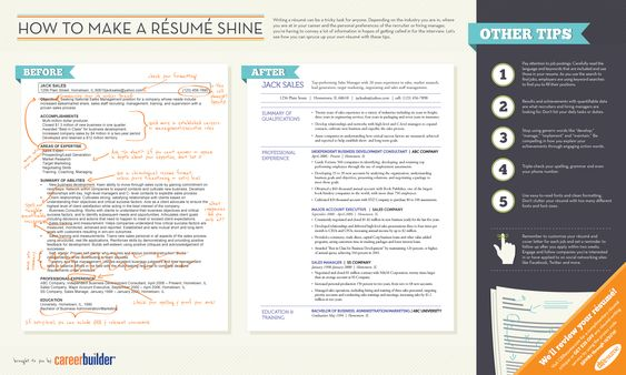 This is a great place to start with your resume if you are getting - career builder resume