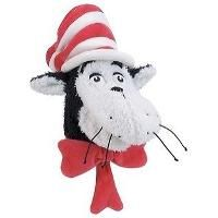 Manhattan Toy Dr. Seuss The Cat in the Hat Hand Puppet - 101640