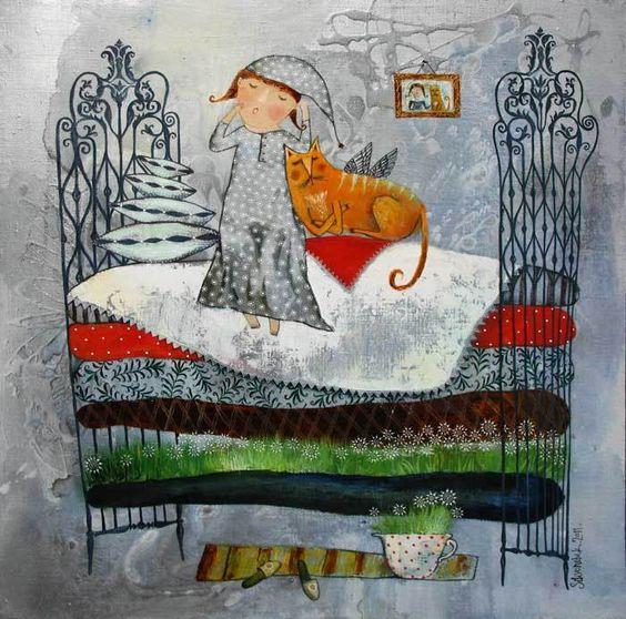 Anna Silivonchik (b.1980) —(700×693):
