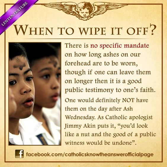 05 MARCH 2014 - So when do you wipe it off?