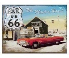 Magnet de frigider Route 66