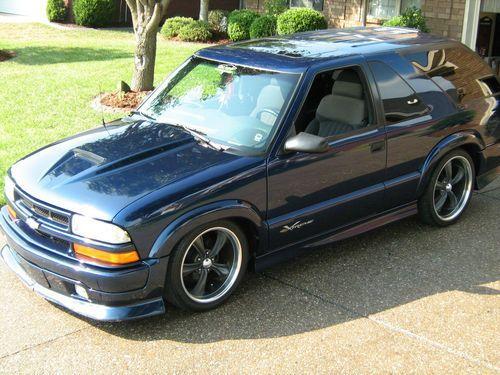 Pin By Custom Cars On S10 Blazer Xtreme Custom Chevy Trucks Custom Trucks Chevrolet Blazer