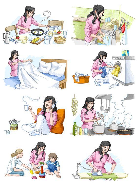 Cuidar bem da minha casa!: