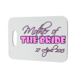 £3.95 Personalised Mother of the Luggage Tag