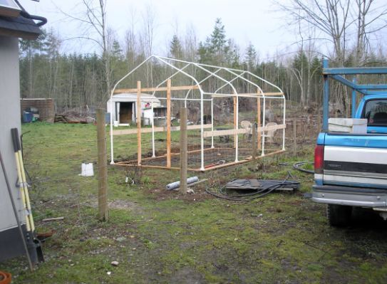 Plans To Build Pvc Carport Plans Greenhouse Diy Greenhouse Home Greenhouse