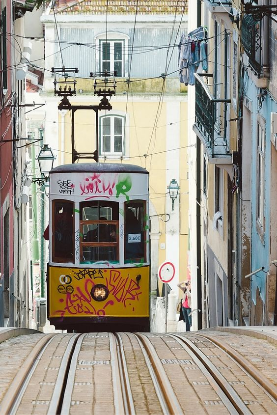 Places to go in #Lisbon! Check our blogpost for more travel inspiration!