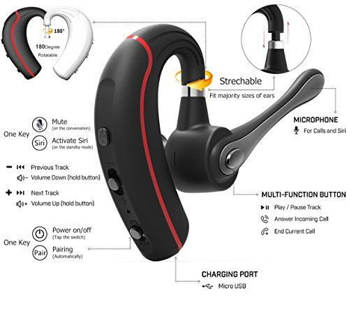 Top 10 Telephone Headsets For Cell Phones Of 2020 No Place Called Home Wireless Gaming Headset Bluetooth Headphones Wireless Headset