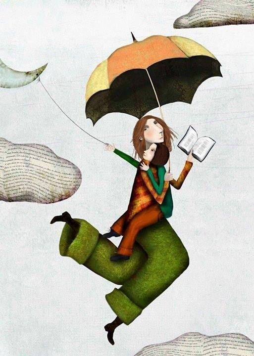 «Abra mais o seu coração, você não é um prisioneiro em busca de sonhos é um pássaro voando no céu.»