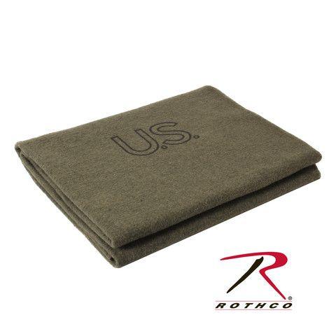 Rothco U.S.Wool Blanket – Hawkins Footwear and Sports