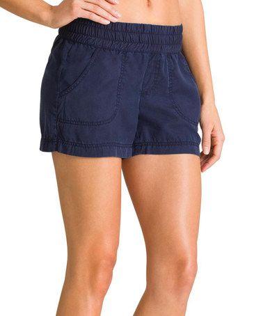 Love this Dress Blue Benicia Short on #zulily! #zulilyfinds
