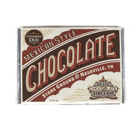 Cinnamon Chili Mexican Style Chocolate Bar | Pigment #shoppigment