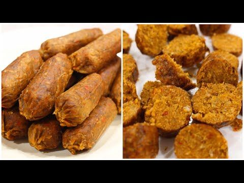 Cómo Hacer Chorizo Vegano Colombiano Sin Gluten Plantbased Lentil Vegan Colombian Chorizo Youtube Comidas Con Champiñones Como Hacer Chorizo Comida Vegana