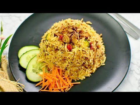 Nasi Goreng Sardin Youtube In 2020 Nasi Goreng Rice Rasa