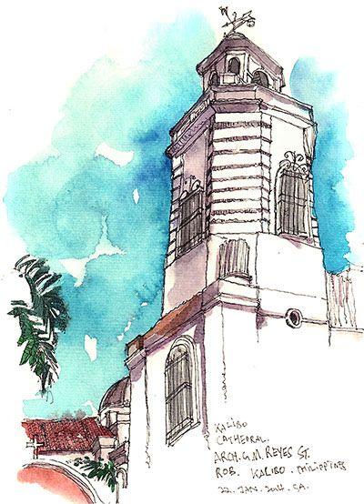 Kalibo cathedral, philippines   22 jan, wednesday   park sunga   Flickr
