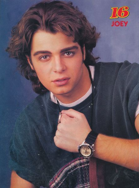 Joey Lawrence from Blossom | Back in the day -- 80's & 90 ...