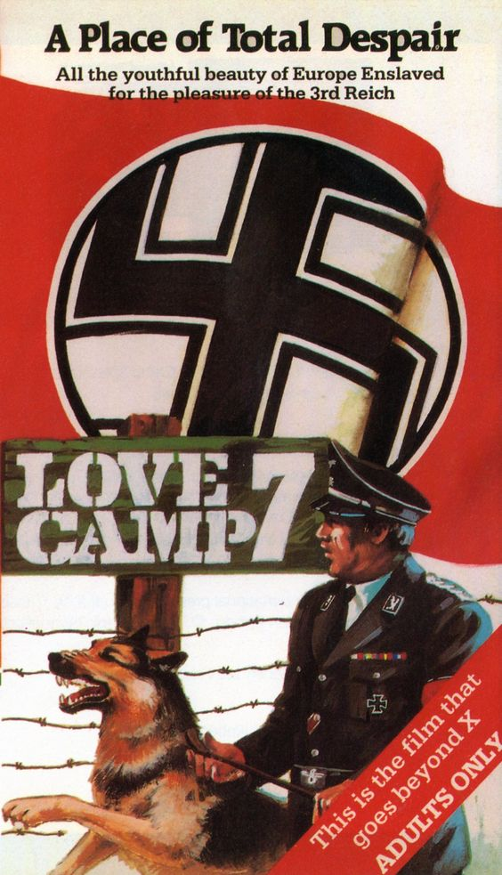 love camp 7 1969 video nasty 38 video nasties
