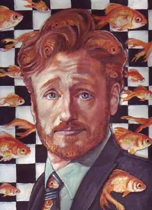 Conan In Fish - Coco MoCA @ TeamCoco.com