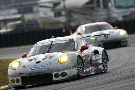 Porsche 911 GT3 RSR GTLM  vom Team Porsche North America (Foto: Porsche)