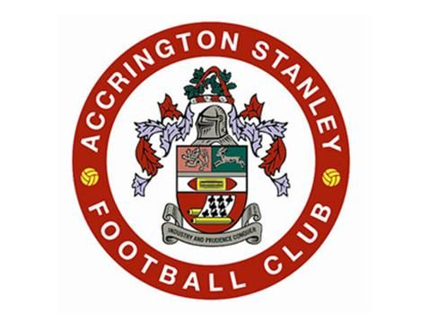 Accrington Stanley FC, League Two, Accrington, Lancashire, England