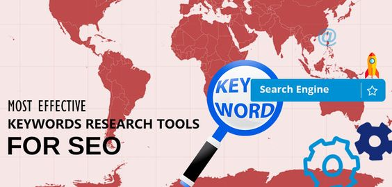 Most effective keyword research tools for SEO