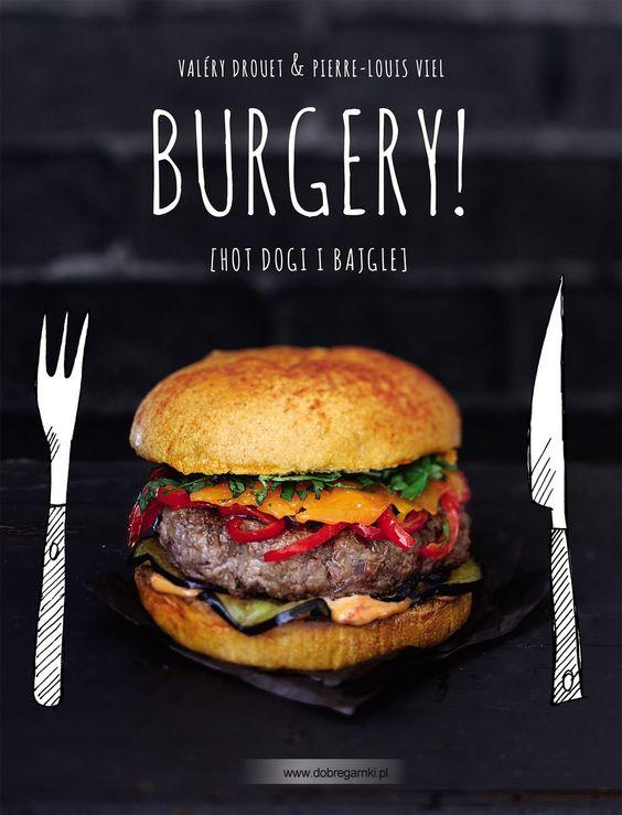 Przepisy na burgery można nieustannie odkrywać na nowo. To świetny pomysł na smaczny posiłek ze znajomymi, z rodziną lub na szybką przekąskę.