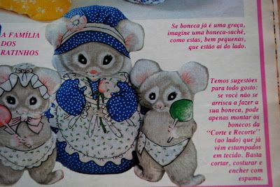 Vintage Doll Softie