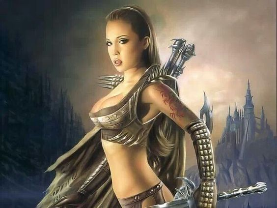 ^^^^Asi somos las mujeres^^^^ 0e65eda671752dadc497891bccdaed4e--fantasy-art-warrior-fantasy-art-women