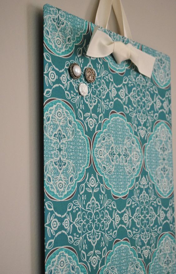 Instant Fabric Door : Flats glue guns and helpful hints on pinterest