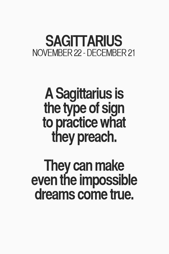 Which signs are the most true lifelong friendships for a Sagittarius?