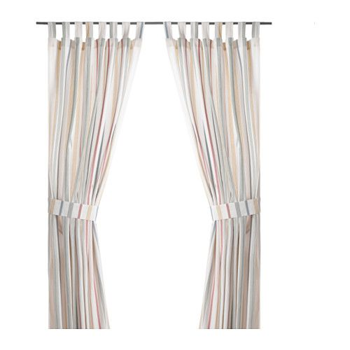 cortinas ikea and barras de cortina on pinterest
