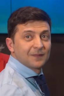 Volodymyr Zelensky in March 31, 2019 (II) - Category:Volodymyr Zelensky - Wikimedia Commons