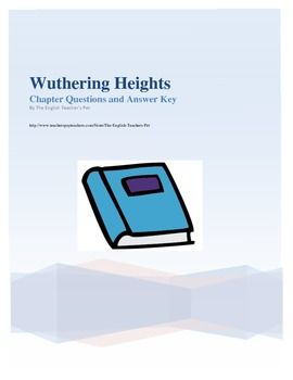 wuthering heights past paper questions Past papers for teachers home a wuthering heights essay questions 35 / 5 to what extent do you agree with the viewpoint that in wuthering heights the.