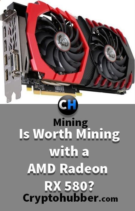what cryptocurrency can be mined with amd rx 580