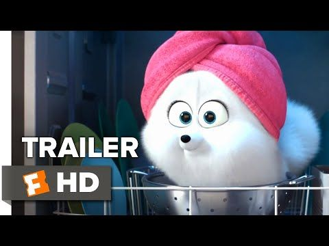 The Secret Life Of Pets 2 Trailer 2019 Gidget Movieclips Secret Life Of Pets Secret Life Pets