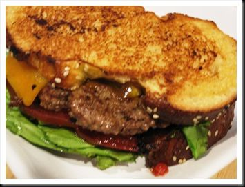 Old fashioned hamburgers | Recipes | Pinterest | Grilled Cheese Burger ...